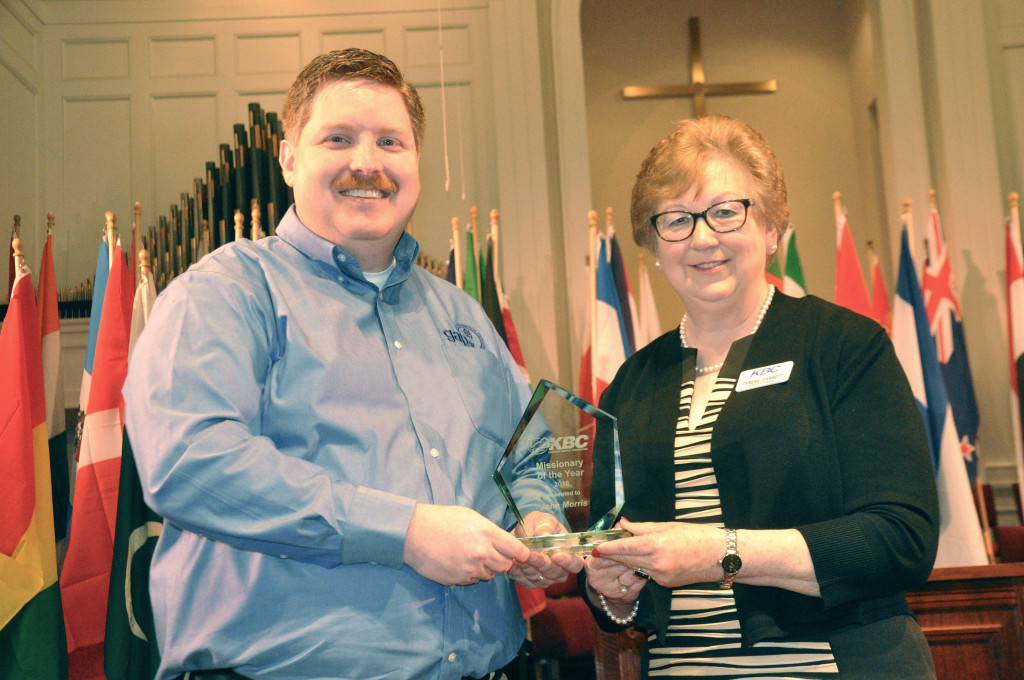 Missionary Award*